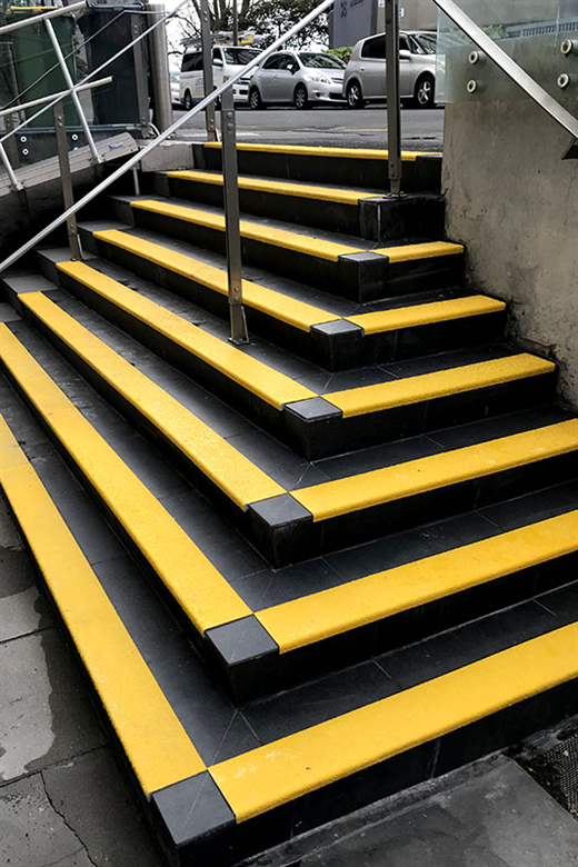 Stair Covers & Nosings