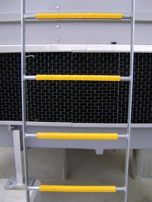 Ladder Rung Covers